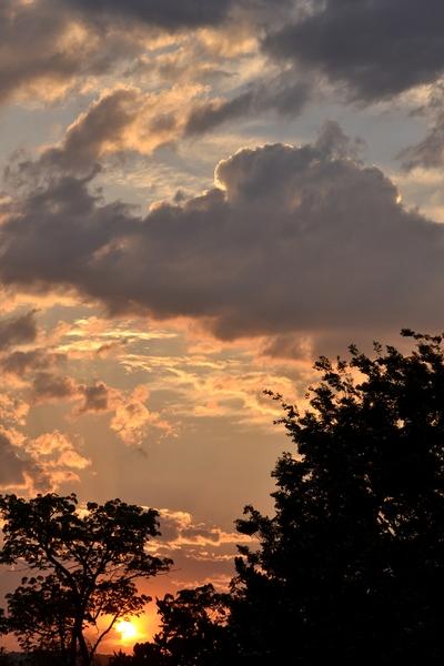 An African Sun Set Day 3