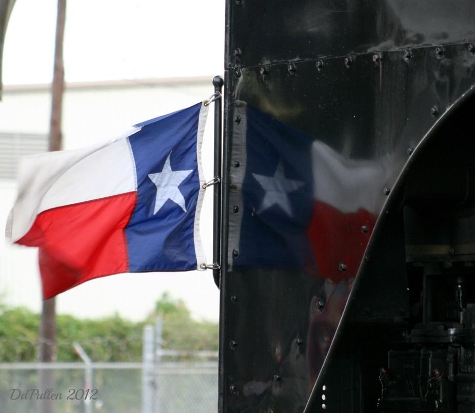 Steam Engine Flag