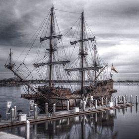 St. Augustine will be the final port stop of El Galeón galleon replica