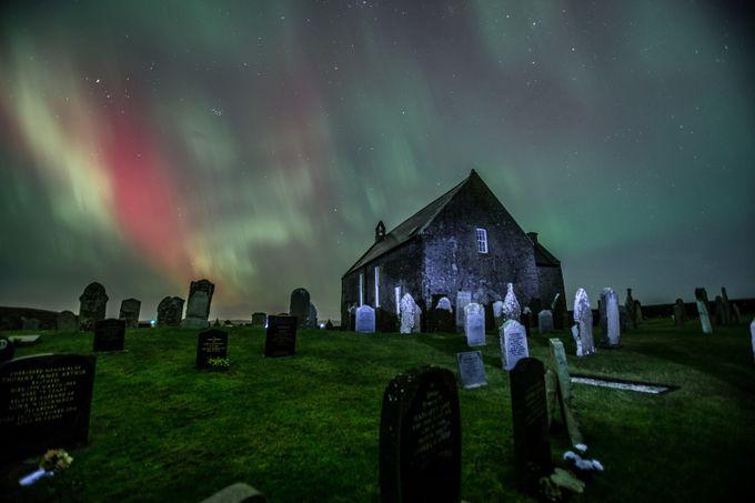 northern lights by ireid195 - Faith Photo Contest with Scott Jarvie