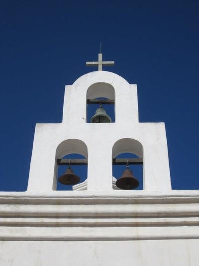 San Javier del Bac Bells