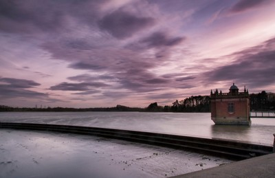 Swithland Reservoir in Leicestershire