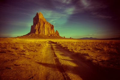 Behind The Lens With GigiJim08: Shooting The Holy Rock Of Shiprock