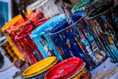 Paint my life