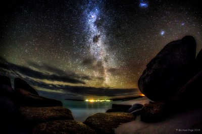 Binalong Bay Starlight