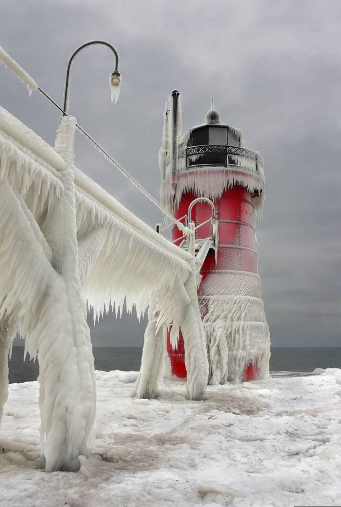 More Ice by thomaszakowski - HDR Photography Contest
