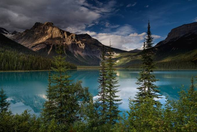 Emerald Lake by Davehook - National Parks Photo Contest