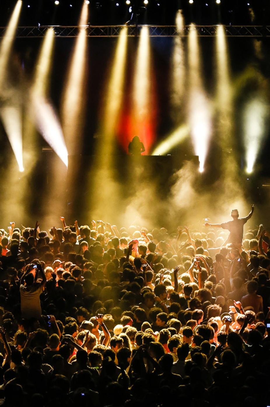 Skrillex @ Rock You by PierreTurtaut - On Stage Photo Contest