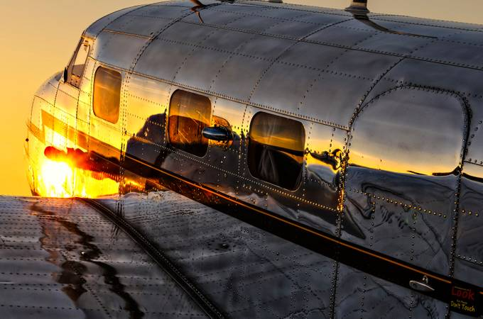 Golden Hour by Christopher Buff, Aviationbuff Photography by chrisbuff
