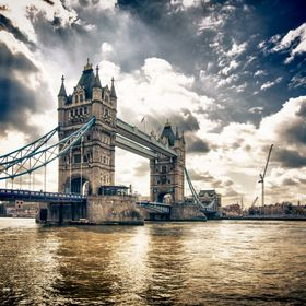 Thrilled to have gotten to London back in 2012 and captured some magnificent shots of iconic London. This is Tower Bridge - the cranes you see in...