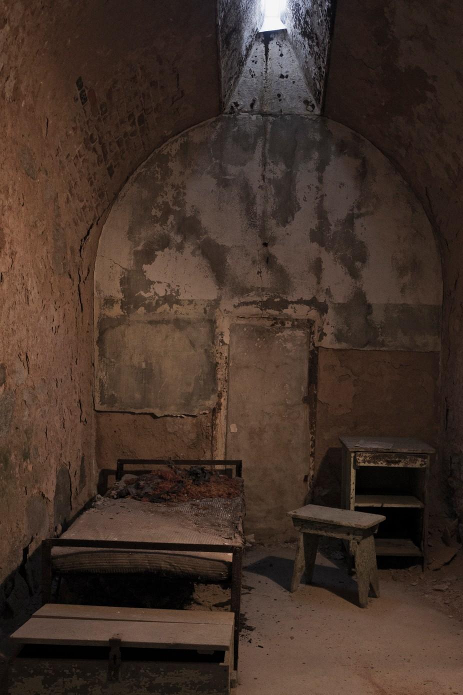 Old Pennsylvania Jail