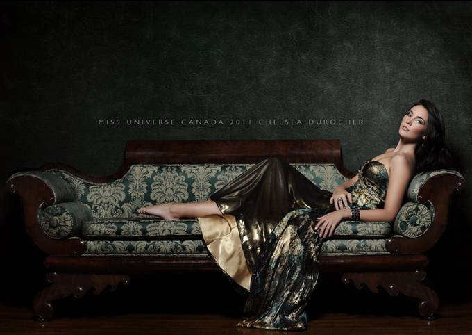 Miss Universe Canada by AhmadTaam - Elegant Photo Contest