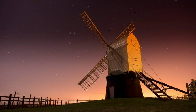 Wrawby Windmill by Bob-Riach - Monthly Pro Vol 27 Photo Contest