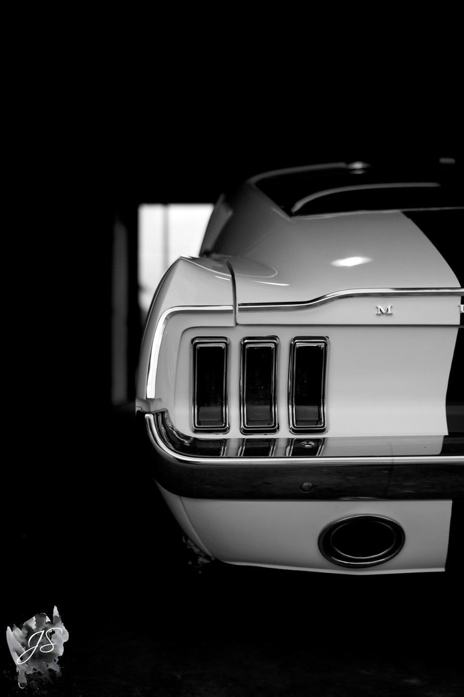 Fastback Tail by joshuashannon - My Favorite Car Photo Contest