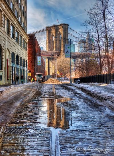 Reflective Brooklyn