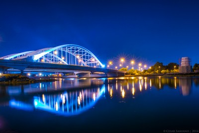 Maqta Bridge, Abu Dhabi