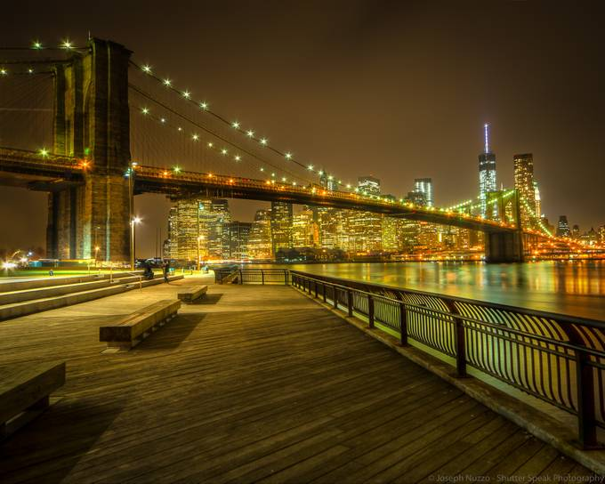 Brooklyn Bridge Park by ShutterSpeak - Foto Digital Volume 3 Photo Contest
