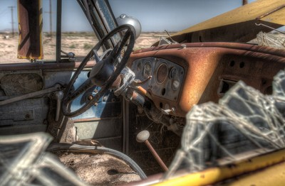 The Old Water Truck