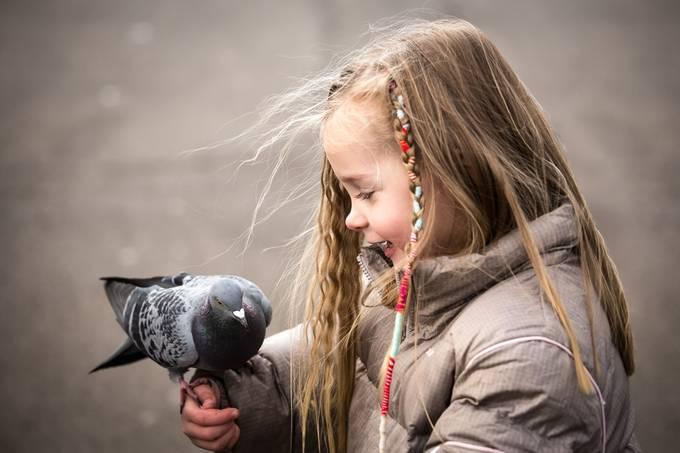 Emotion by bayivobg70 - I Heart Animals Photo Contest