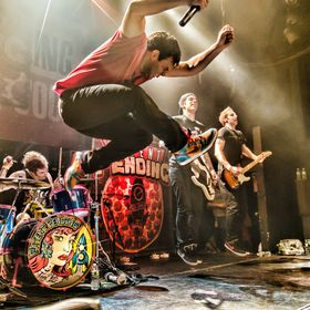 Punk Pop band Patent Pending brings an electric performance at The Gramercy Theatre in New York City.