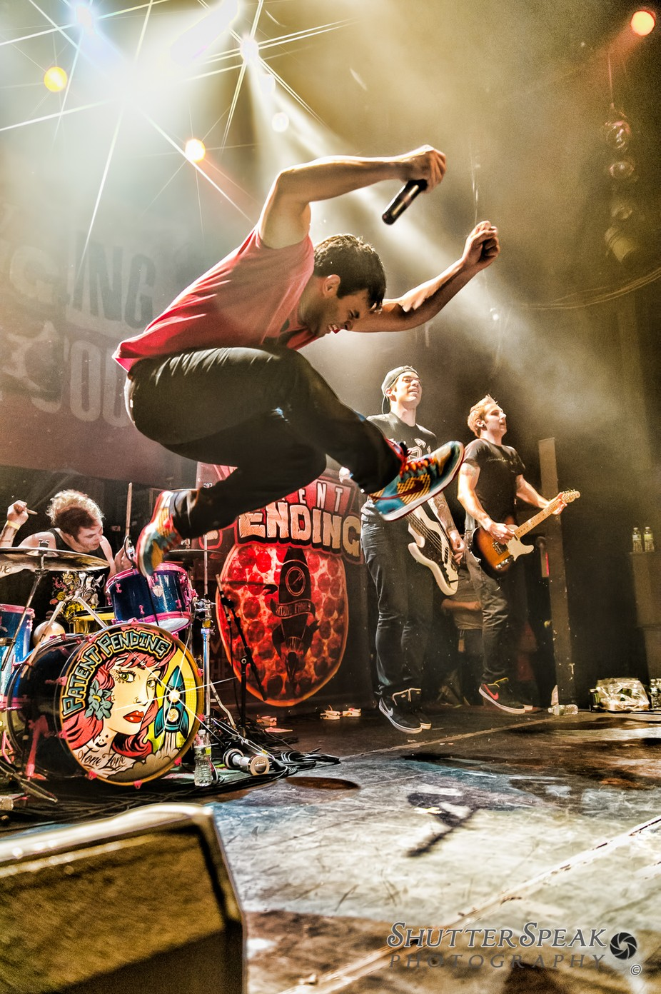 Patent Pending by ShutterSpeak - On Stage Photo Contest