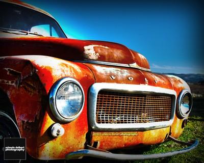 Rustic Volvo
