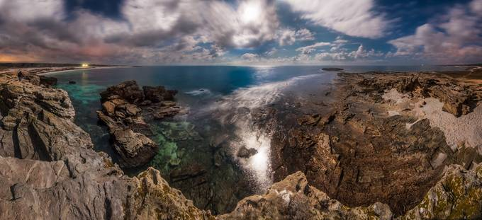 Panoramic moonlight by wildlifemoments - Moonlight Photo Contest