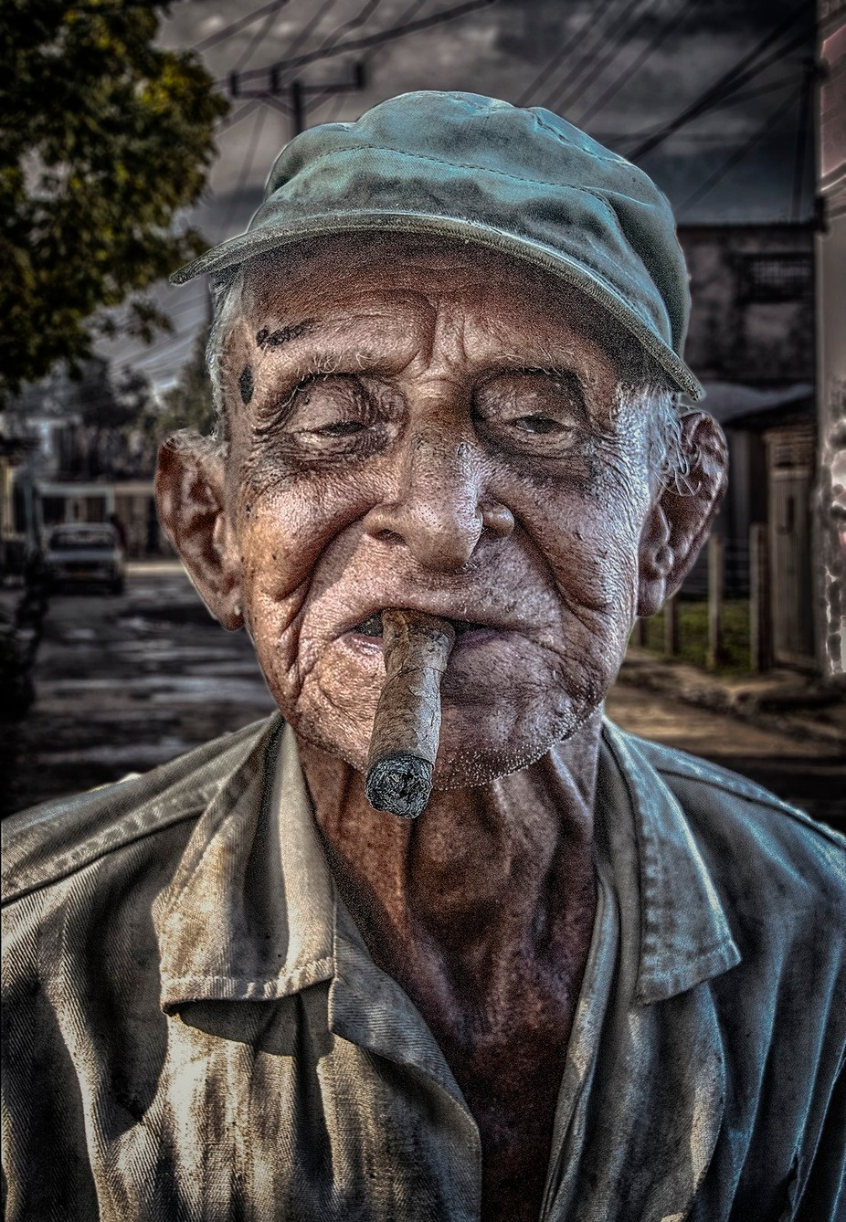 Street Sancti Spiritus, Cuba by RuneHermansen - Creative Reality Photo Contest