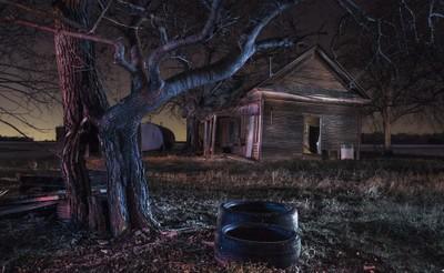 Haunted Farm House