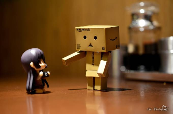 A Lesson from Danboard by Rei_Photography - 300 Toys Photo Contest