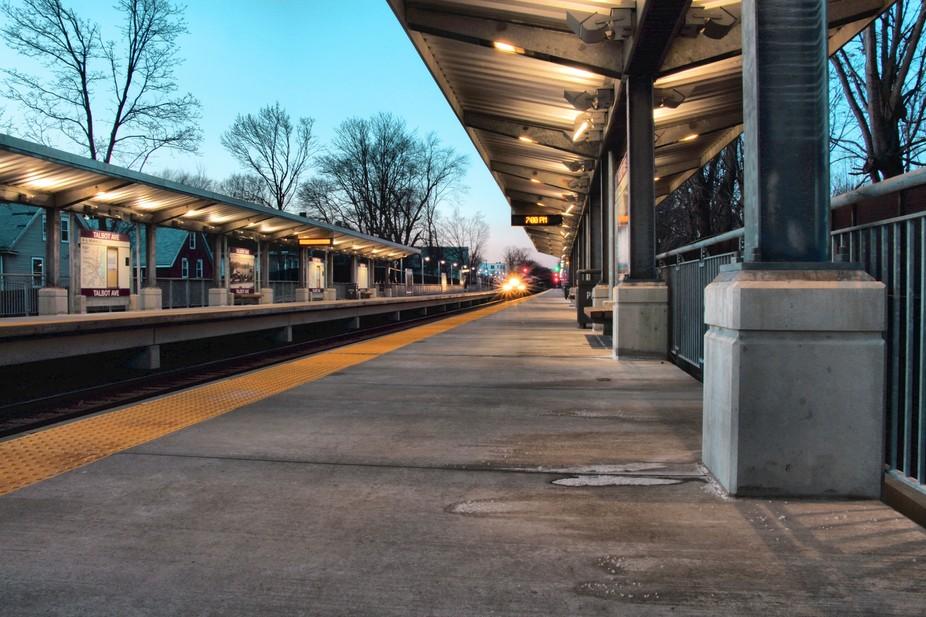 Talbot Station Color