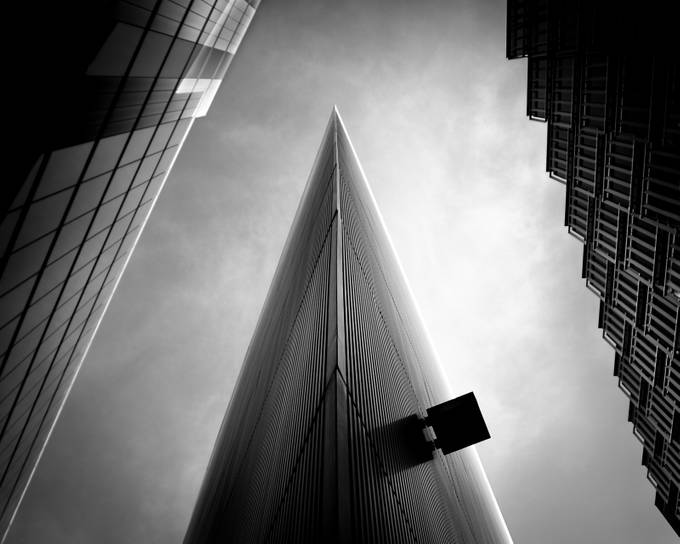 Orwellian by Jellyfire - Simple Architecture Photo Contest