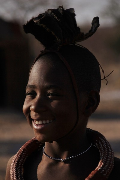 Himba Headdress