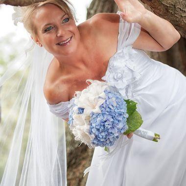 Blue Eye'd Bride