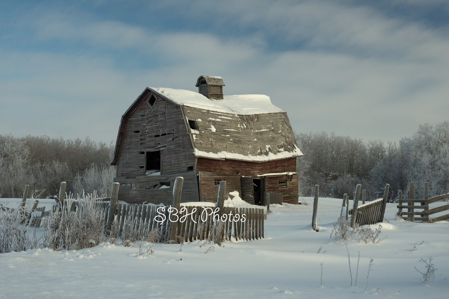 A barn with a past
