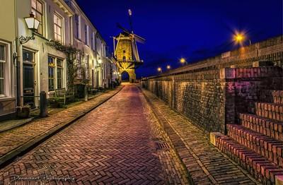 Old part of Wijk bij Duurstede