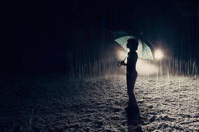 46 Incredible Photos Of Umbrellas And The Rain: Photo Contest Finalists