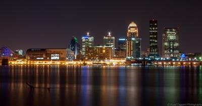Louisville, KY Nightscape