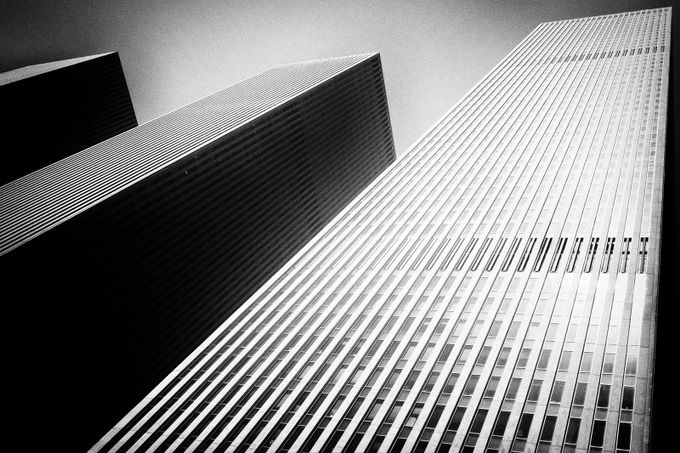 Buildings by marcobertazzoni - Shapes and Lines Photo Contest