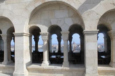 Through the Arches..