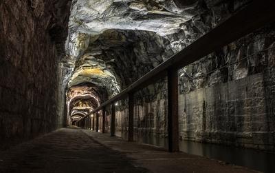 The Darkie Tunnel, Falkirk