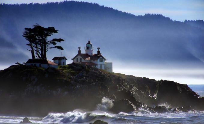 Battery Point Lighthouse by JudyAnn - Foto Digital Volume 3 Photo Contest