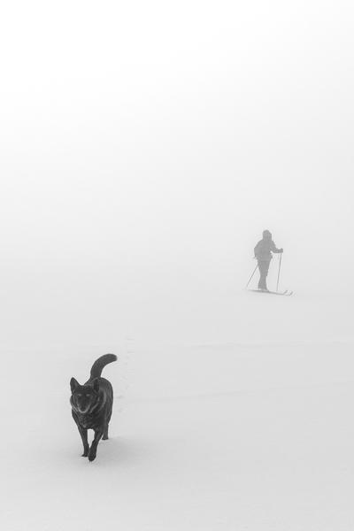 Crossing a Frozen Lake