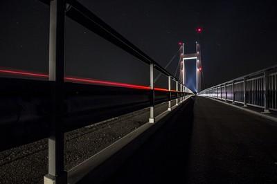 Leading Lines on Tjörn Bridge