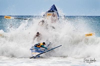 Surf Boat Action