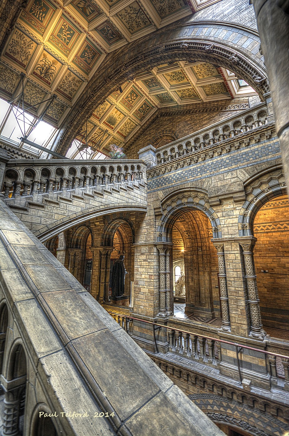 Hogwarts ? by paultelford - Classical Architecture Photo Contest