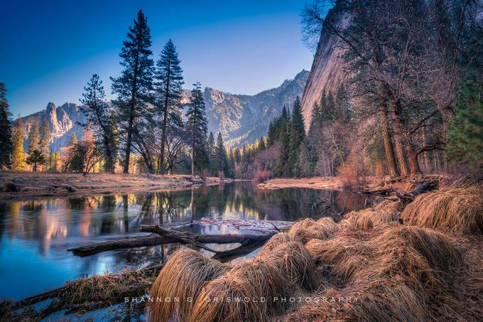 Yosemite Cathedral Valley by shannongriswold - National Parks Photo Contest