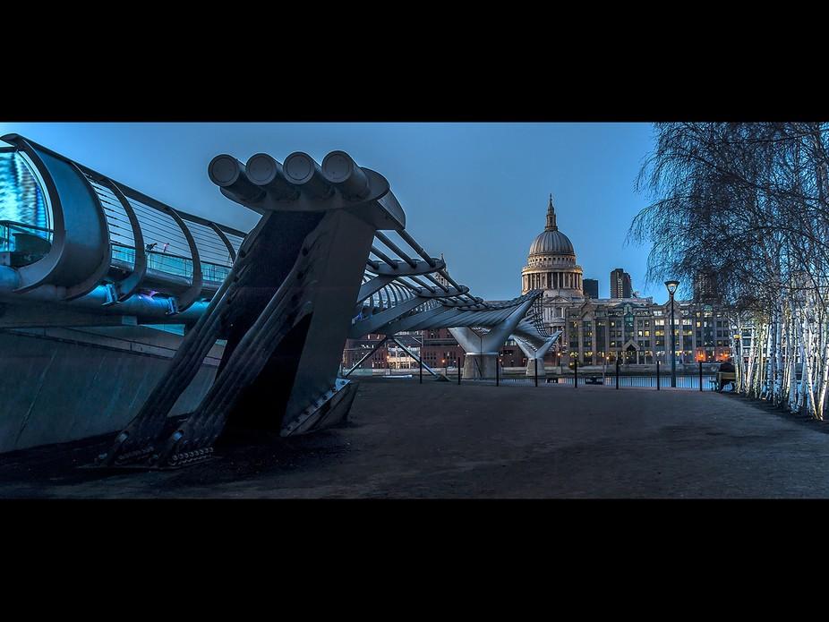 Taken City of London near River Thames.