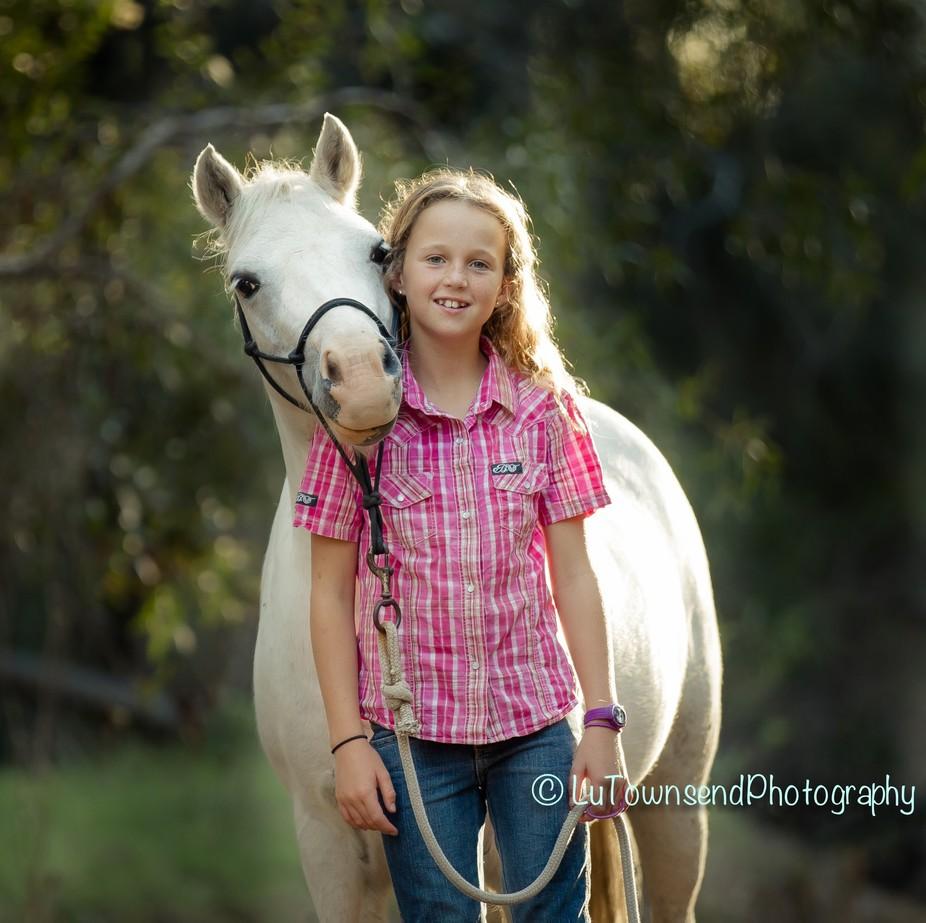 Pony portraiture