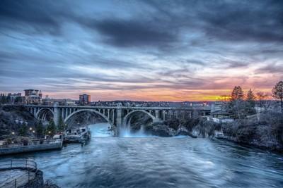 Monroe Street Bridge - Spokane, WA